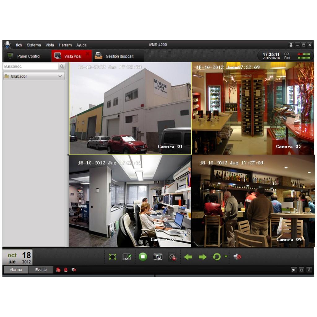 Camara ip 720p HD