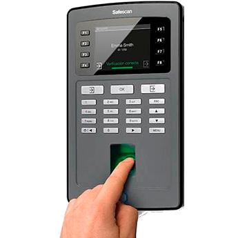 instalación control de accesos